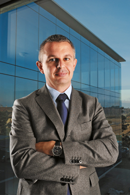 Mauro Saladini, Chief Financial Officer Kudelski, Deputy Chairman of the SKIDATA Supervisory Board