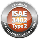 ISAE 3402 certification