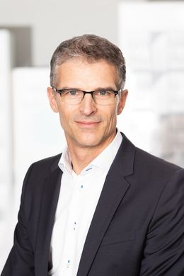 Florian Schneeberger, Vice President Business Line Management & Innovation