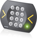 Access control with Keydetector.Gate